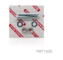 Adattatori manubrio Barracuda per Yamaha MT-07 Tracer 700 20-21 codice YMT1000 (COPPIA)