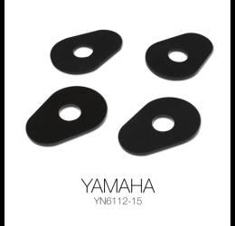 Piastrine frecce Barracuda per carenate Yamaha modelli dal 2015