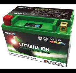 Batteria al Litio Skyrich per BMW C 400 GT 18-19 HJTX9-FP da 12V/8AH (150x87x105)