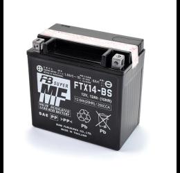 Batteria FURUKAWA per Aprilia Dorsoduro 1200 ABS 11-16 FTX14-BS da 12V/14AH (150x87x145)