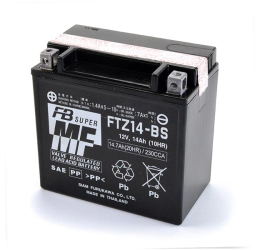 Batteria FURUKAWA per Aprilia Dorsoduro 750 08-16 FTZ14-BS da 12V/14AH (150x87x145)