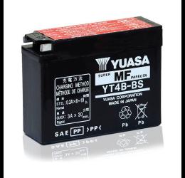 Batteria Yuasa YT4B-BS da 12V/2,3AH (114x39x86)