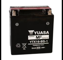 Batteria Yuasa YTX16-BS-1 da 12V/14AH (150x87x161)