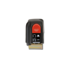 Blocchetto elettrico On-Off 2 posizioni stabili Domino