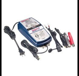 Caricabatterie mantenitore per auto e moto TecMate Optimate 7 12V-24V + tester