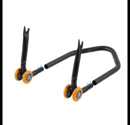 Cavalletto posteriore Lightech componibile universale a forchetta alta qualità 3.5kg