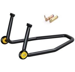 Cavalletto posteriore regolabile Lightech universale a forchetta alta qualità 3.1kg