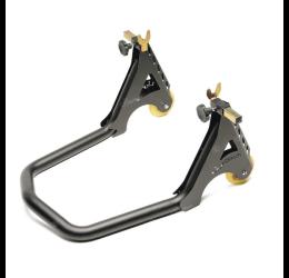 Cavalletto posteriore regolabile Lightech universale a forchetta alta qualità 4.5kg