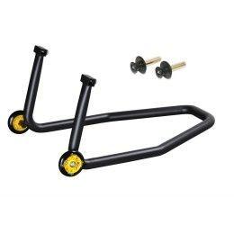 Cavalletto posteriore regolabile Lightech universale a rulli per forchetta montata su tenditore alta qualità 3.1kg