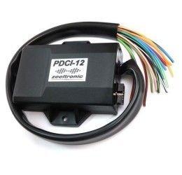 Centralina Zeeltronic gestione anticipo + controllo valvola programmabile modello PDCI-12 RS125 euro 3 con. per Aprilia RS 125 06-10 MODELLO EURO3 con connettori PLUG and PLAY