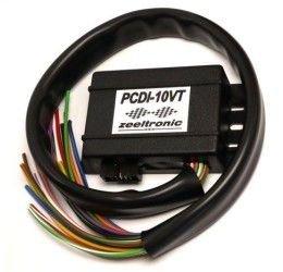 Centralina Zeeltronic gestione anticipo + controllo valvola programmabile modello PCDI-10VT KR1S con. per Kawasaki KR1S 90-92 con connettori PLUG and PLAY