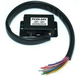 Centralina Zeeltronic gestione anticipo + controllo valvola programmabile modello PCDI-24V RD500 per Yamaha RZ 500 84-86