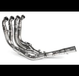 Collettori Akrapovic in acciaio inox non omologati per BMW S 1000 RR 19-21