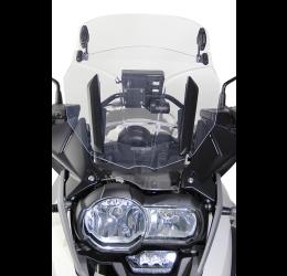 Vetro Cupolino plexyglass MRA modello con spoiler Multi-X-Creen per BMW R 1200 GS 13-18 (430x380mm)