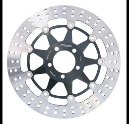 Disco freno anteriore Braking per Aprilia Caponord 1200 13-17 R-STX flottante (1 disco) STX01