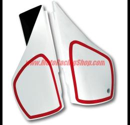 Fiancatine laterali enduro Ufo plast per Yamaha TT 600cc 1984-1992 (1 coppia)
