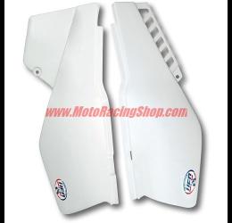 Fiancatine laterali enduro Ufo plast per Yamaha XT 600cc 1987-1990 (1 coppia)