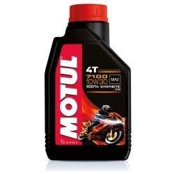 Olio motore Motul 7100 10W30 1L