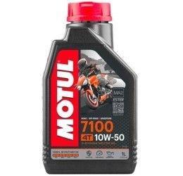 Olio motore Motul 7100 10W50 1L