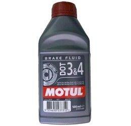 Olio freni Motul DOT 3&4 500ml
