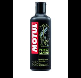 Detergente capi in pelle Motul M3 Perfect Leather 250ml