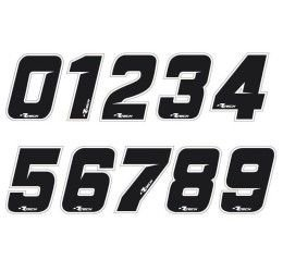 Numeri adesivi Racetech