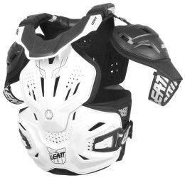 Pettorina Leatt Fusion Vest 3.0 White