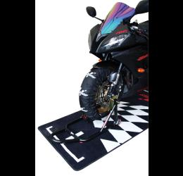 Termocoperte MotoGP modello con Display e temperatura regolabile (anteriore con display e posteriore con display)