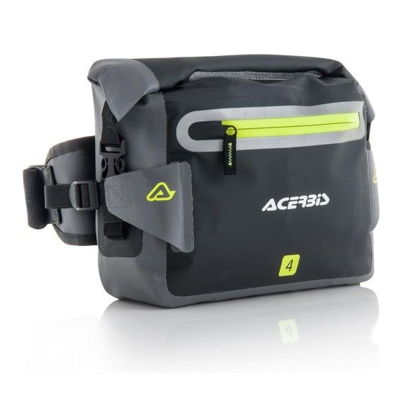 Acerbis Travel pouch No Water 4L 100% waterproof (4 litres capacity)