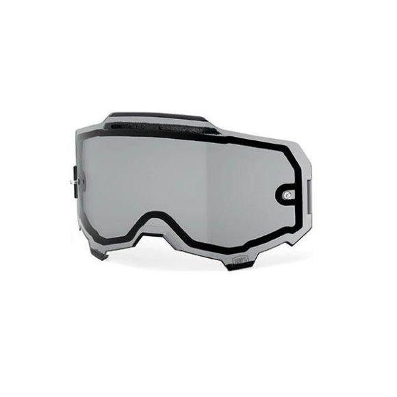 Lens 100% Armega Smoke Vented Dual
