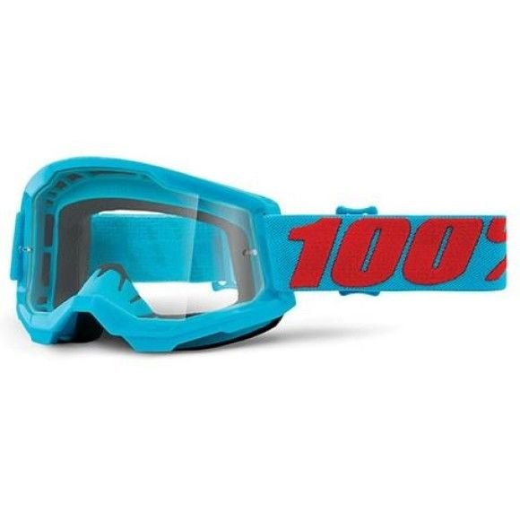Off-Road Goggle 100% The Strata 2 model Summit Clear lens