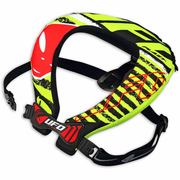 Neck protector Ufo plast BULLDOG for kid one sizes fits all 2017 collection