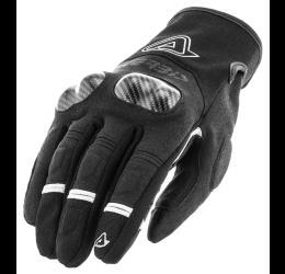 Acerbis touring clarino gloves Adventure black colour (LAST PIECES AVAILABLE)
