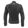 Acerbis touring jacket Ramsey My Vented 2.0 with protective inserts black colour