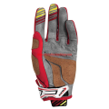 Gloves cross enduro Acerbis MX X2 red-yellow (LAST AVAILABLE)