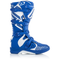 Off-road boots Acerbis X-Team blue-white 2019 collection