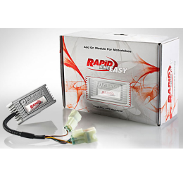 Rapid Bike electronic unit EASY (with cable plug and play) for Honda NC 700 S 12-13 (cod. KRBEA-037)