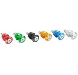 Stands adapters ergal Lightech in different colours M6 (COUPLES)